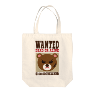 フォーヴァのWANTED Tote bags