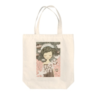 peace Tote bags