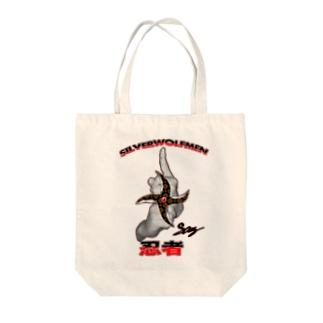 2017-18steersからの移動商品「NINJA2」 Tote bags
