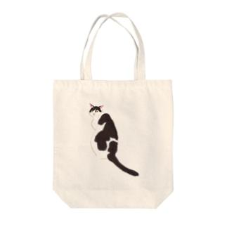もなかさん Tote bags