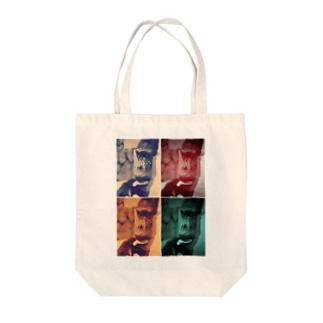 """gorilla""""s"""" Tote bags"""