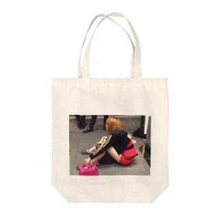 牛タン弁当の歌 Tote bags