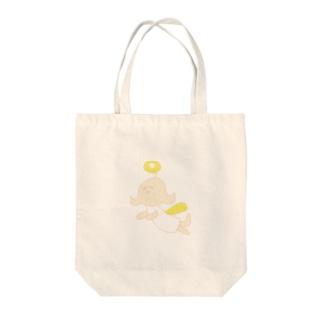 えんぢぇる Tote bags