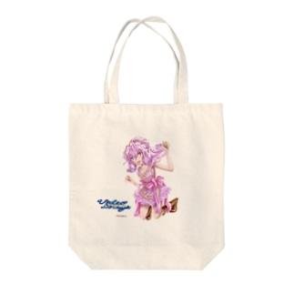 ライラック・ラーミス Tote bags