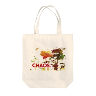 「CHAOS」カオス!03 Tote bags