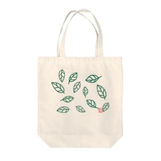 leaf〜葉〜 Tote bags