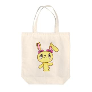 心の妖精・ココロン Tote bags