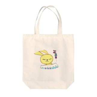 心の妖精 ココロン Tote bags