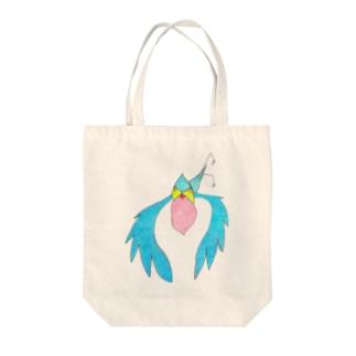 ZOO(HASHIBIRO) Tote bags