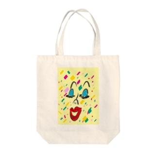 confetti Tote bags