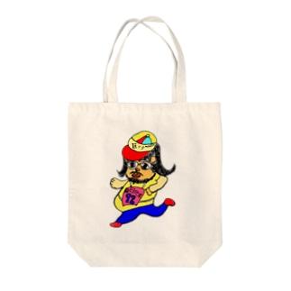 うんどうだいすき Tote bags