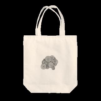 晴田書店のぐるぐる トートバッグ
