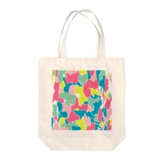 KIHADA(AKINIRE) Tote bags