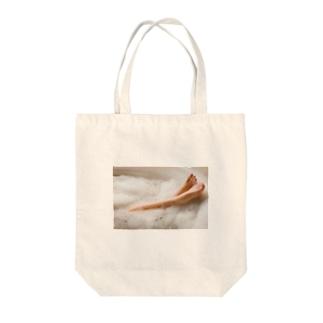 美脚 Tote bags