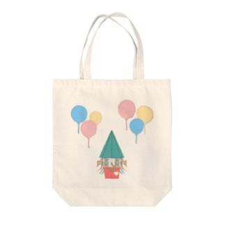 クレヨンプペル Tote bags