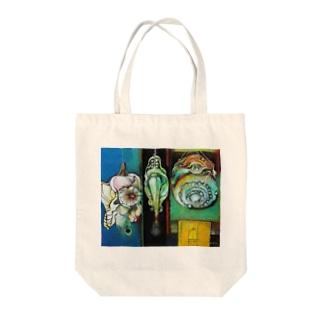 ひよこ書店 ☆ SEIKO Goods Shop from NASUのドライフラワー Tote bags