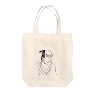 JUNSEN(純仙)江戸侍 九重十吉358A Tote bags