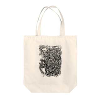 The Master / 大賢者 Tote bags