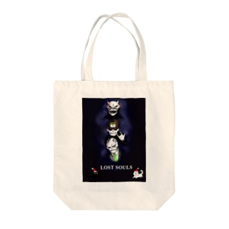 lostsouls returns  Tote bags