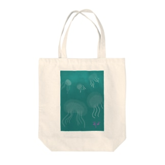 slow life Tote bags