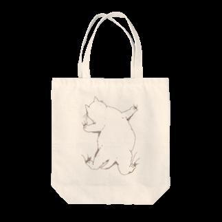 つかさのはりつくデブ猫トートバッグ