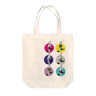 kaninchen  Tote bags