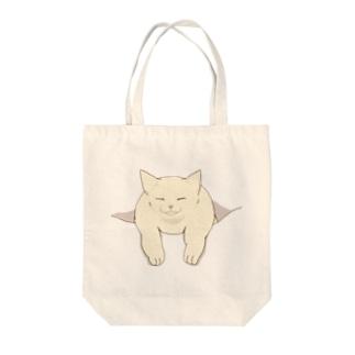 つかさの一緒に行くニャーーン Tote bags