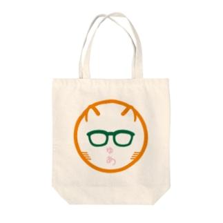 パ紋No.3186 ゆあ Tote bags