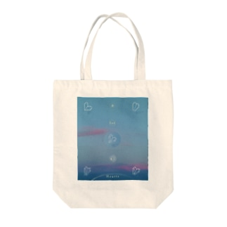 A lot of hearts Tote bags
