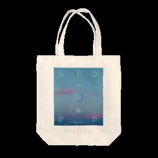 QのA lot of hearts Tote bags