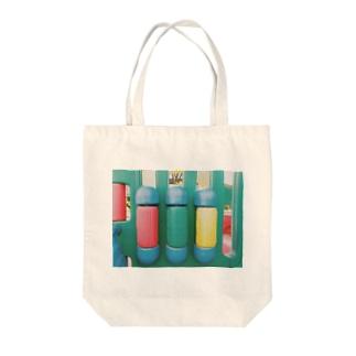 遊具 Tote bags