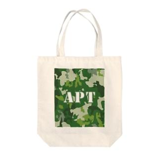 APT Tote bags