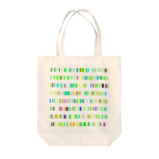 Color Bars Tote bags