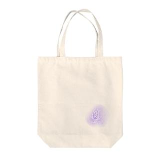 ティンティンガエル Tote bags