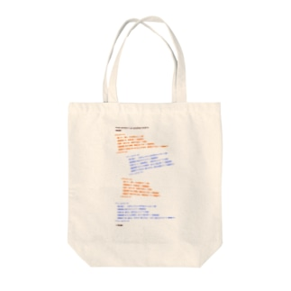 つぶやきXML_New Tote bags