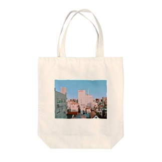 nippori Tote bags