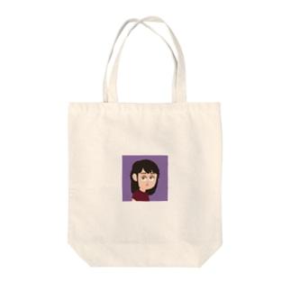 おメメちゃん Tote bags