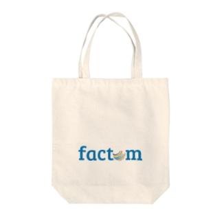 ファクトム Tote bags