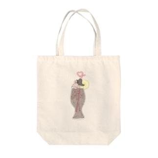 コカ・コラ子ちゃん(飲み物美少女) トートバッグ