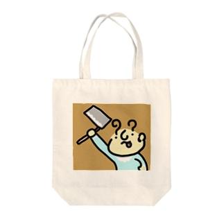 殺戮子供キッズ Tote bags