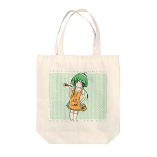 樹脂の妖精 Tote bags