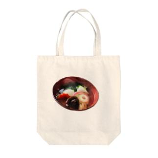 matsunomiのお雑煮 Tote bags