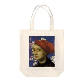 ココアシガレットです Tote bags