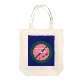 べスフレくん Tote bags