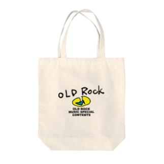 グッドオールドロックショー Tote bags