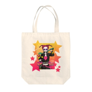 BOMB Girl Tote bags