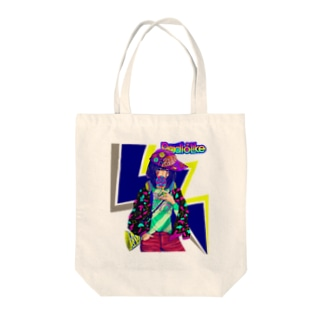 Lollipo Girl Tote bags