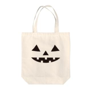 ジャックランタン Tote bags