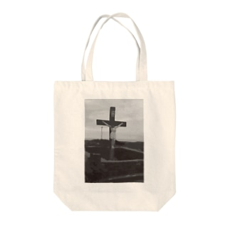 イエスキリスト Tote bags