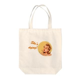 ヤドクガール Tote Bag